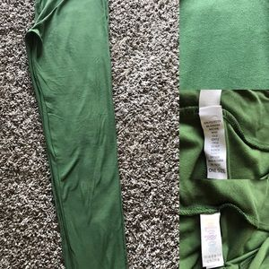 Lularoe green leggings
